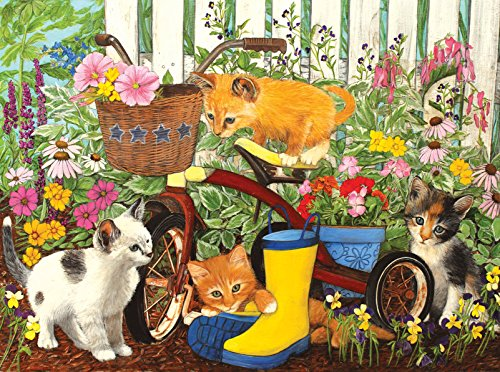 I Can't reach the Pedals! 1000 Piece Jigsaw Puzzle by Sunsout Inc.