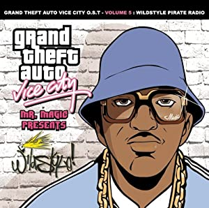 Grand Theft Auto: Vice City, Vol. 5 - Wildstyle Pirate