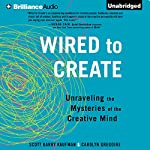 Wired to Create: Unraveling the Mysteries of the Creative Mind | Scott Barry Kaufman,Carolyn Gregoire