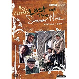 Last of the Summer Wine: Vintage 1977 movie