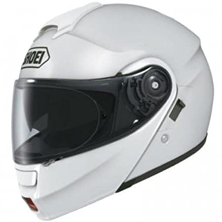 Shoei Neotec Plain White