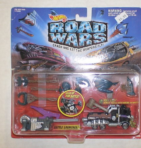 Hot Wheels Road Wars King Wrex