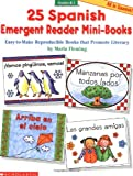 25 Spanish Emergent Reader Mini-books (0439051770) by Fleming, Maria