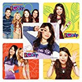 iCarly Stickers - 75 Per Pack
