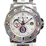[コルム]CORUM メンズ腕時計 アドミラルズカップマレ タイド 977.630.20 ホワイト文字盤 中古