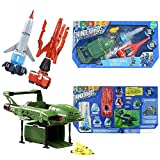 Thunderbirds Thunderbirds Vehicle Super Set [並行輸入品]