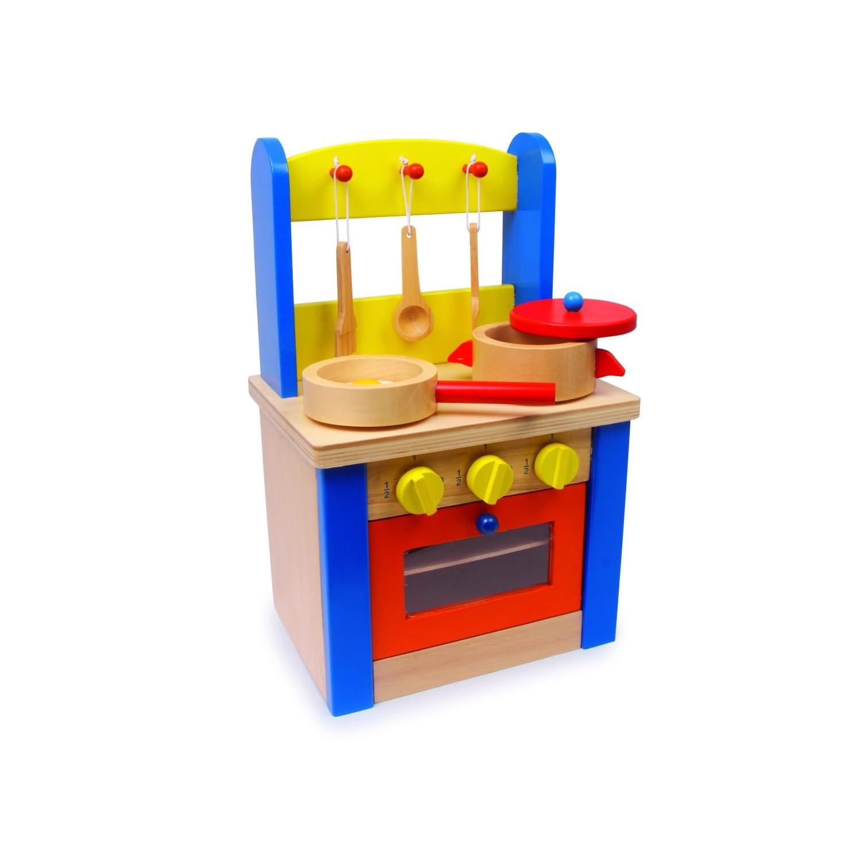 Comprar una cocinita de madera infanmusic for Cocina juguete imaginarium