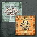Der Tod soll auf euch kommen / Tod vor der Morgenmesse (Schwester Fidelma ermittelt - Box 3) Hörbuch von Peter Tremayne Gesprochen von: Sabine Swoboda