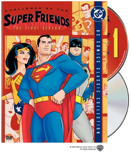 Challenge of the Superfriends: First Season [DVD] [Region 1] [US Import] [NTSC]