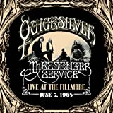 Live At The Fillmore June 7, 1968 [VINYL] Quicksilver Messenger Service