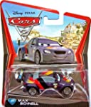 Disney Pixar Cars 2 - Max Schnell # 2...