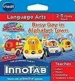 VTech InnoTab Software, Go! Go! Smart Wheels, Busy Day in Alphabet Town