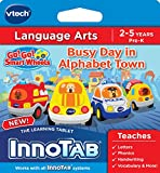 VTech InnoTab Software, Go! Go! Smart Wheels, Busy Day in Alphabet Town