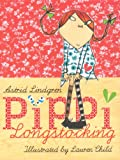 Astrid Lindgren Pippi Longstocking Gift Edition hardback with slipcase