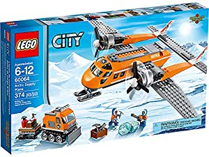 LEGO City 60064: Arctic Supply Plane