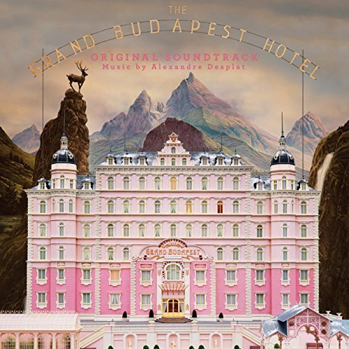 The Grand Budapest Hotel (Original Soundtrack) by Various Artists by Various Artists (2014-08-03) (Hotel Budapest Soundtrack compare prices)