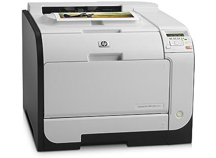 HP LaserJet Pro 400 M451dn Imprimante laser couleur Recto-Verso 128 Mo Gris