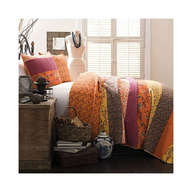 Royal Empire 3 piece Quilt