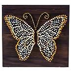 Butterfly Nail Wall Art
