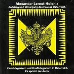 Aufstieg und Untergang des Hauses Österreich | Alexander Lernet-Holenia