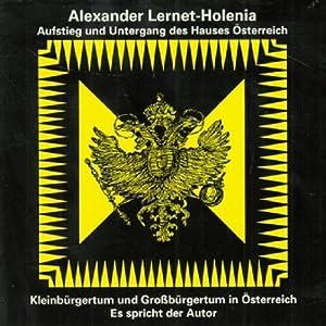 Aufstieg und Untergang des Hauses Österreich Hörbuch
