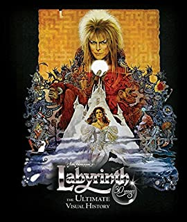 Book Cover: Labyrinth : the ultimate visual history