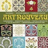 Art Nouveau Tiles + CD Rom
