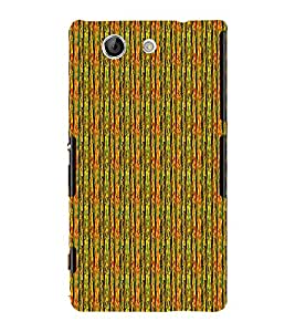 Abstract Art 3D Hard Polycarbonate Designer Back Case Cover for Sony Xperia Z4 Mini :: Sony Xperia Z4 Compact