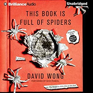 This Book Is Full of Spiders Audiobook