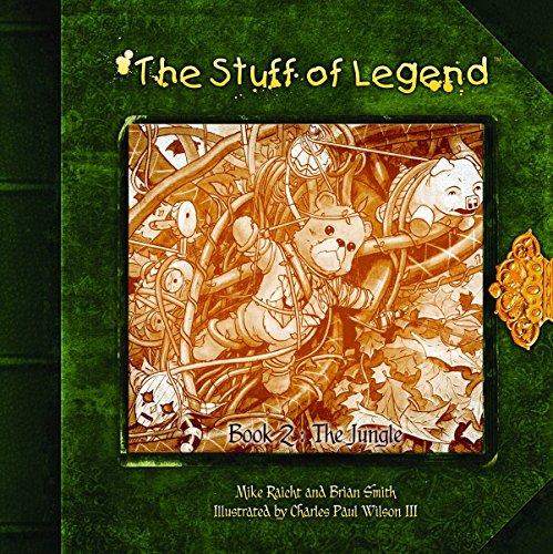 The Stuff of Legend Book 2 The Jungle [Raicht, Mike - Smith, Brian] (Tapa Blanda)