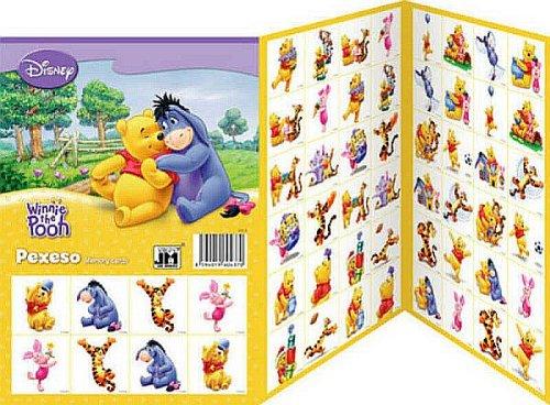 Disney Winnie the Pooh Bär Memo-Karten aus Kartonpapier