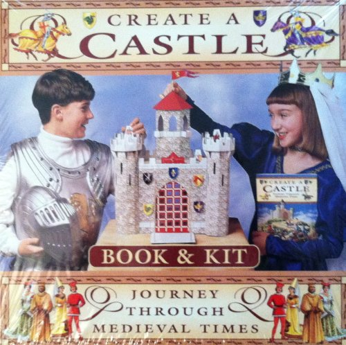 Create a Castle Book and Kit Journey Through Medieval Times
