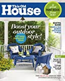 Magazine - This Old House (1-year auto-renewal)