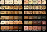 Graftobian Professional HD Cream Foundation palette in Warm, Cool and Neutral Colours Please Select Palette