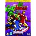 Avengers - Earth's Mightiest Heroes Volume 3 [DVD]