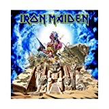 Iron Maiden Greeting / Birthday / Any Occasion Card: Somewhere back in Time 100% Genuine Licensed Product