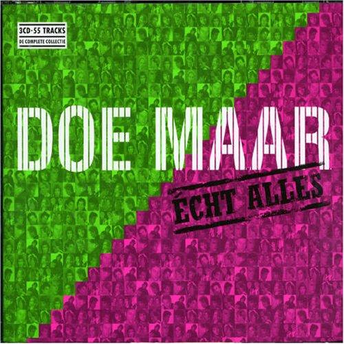 Doe Maar - Écht Alles CD1 - Zortam Music