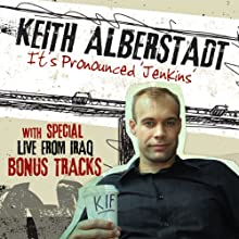 It's Pronounced 'Jenkins' Performance by Keith Alberstadt Narrated by Keith Alberstadt