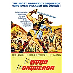 Sword Of The Conqueror