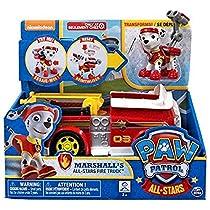 Paw Patrol Marshalls All-Stars Fire Truck