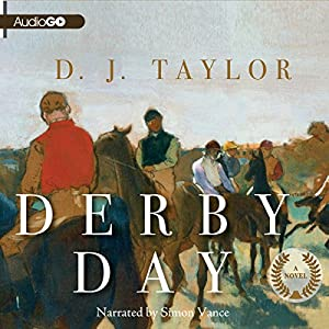 Derby Day Audiobook
