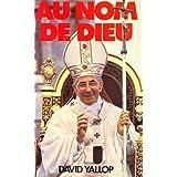 Au nom de Dieupar David A. Yallop