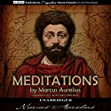 Meditations Audiobook by Marcus Aurelius Narrated by Alastair Cameron