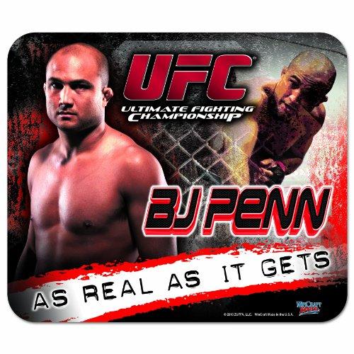UFC Mixed Martial Arts BJ Penn Mouse Pad
