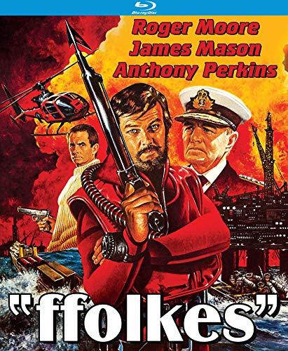 Blu-ray : Ffolkes Aka North Sea Hijack (1980)
