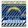 Turner NFL San Diego Chargers Stretch Book Covers (8190190)
