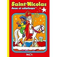 Saint-Nicolas : Jeux et coloriages