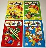 Produktbild von 10x Magische Malbücher - 10.5cm 15cm Kinder Malen