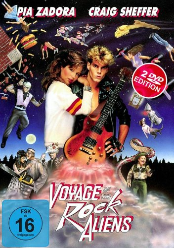 Voyage of the Rock Aliens ( 2-DVD Edition )