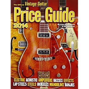 vintage guitar price guide free download